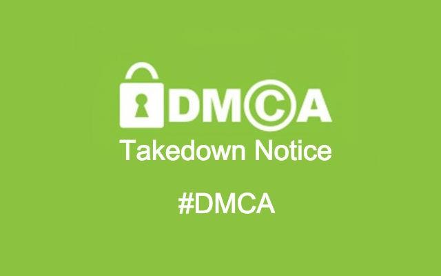 Beware of the DMCA!
